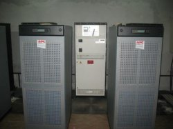 ILS system in Manas International Airport